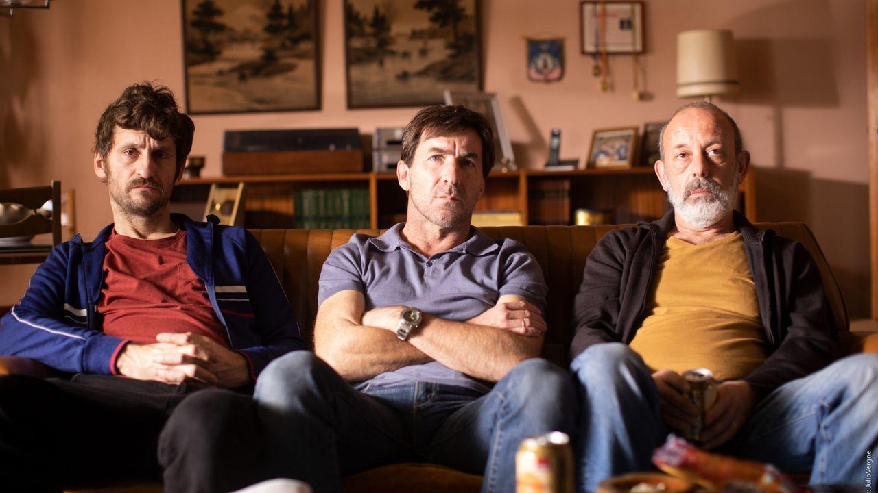 Fotograma de la película «El plan»