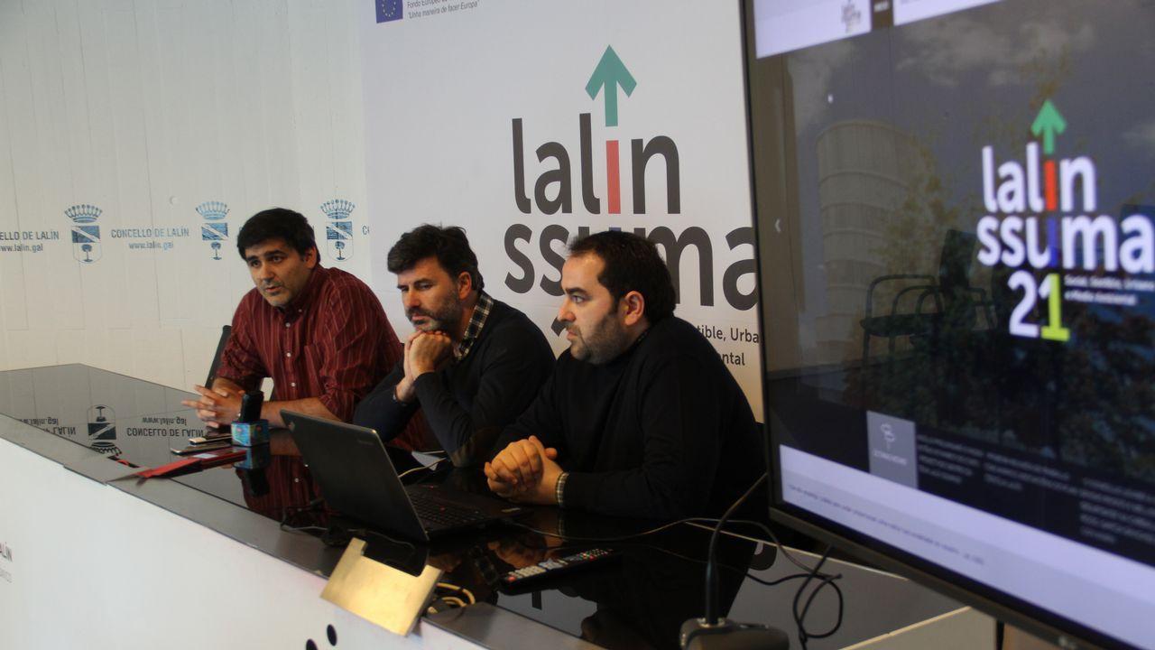 Gravación dunha das sesións que forman parte da programación do FLIV