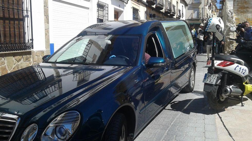 Tragedia familiar en Campo de Criptana.Edificios en la calle Marqués de Pidal, en Oviedo