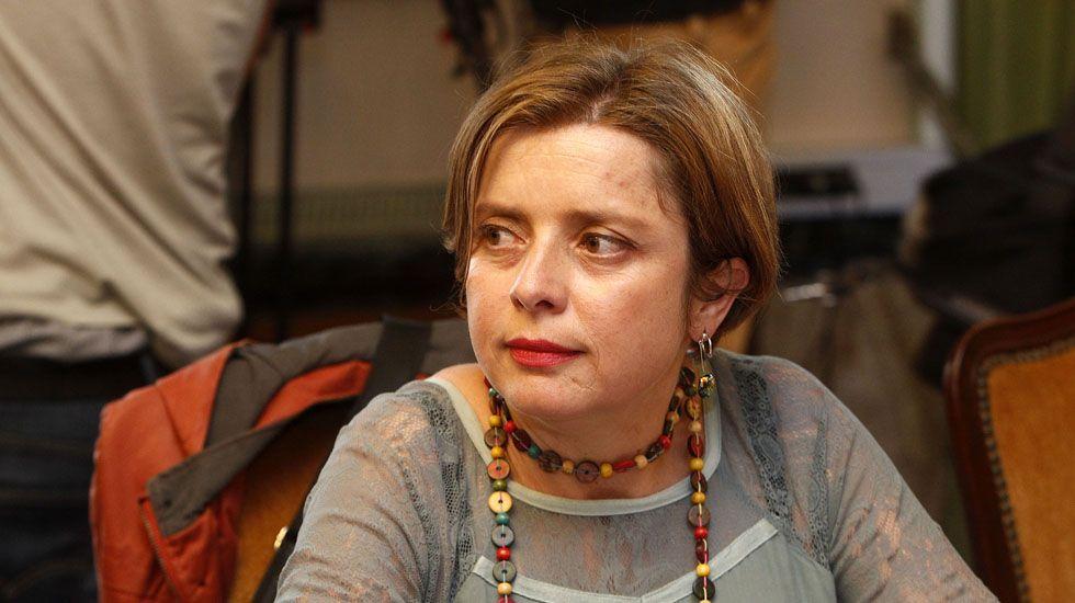 El diputado del PP, David González Medina..Ana Taboada