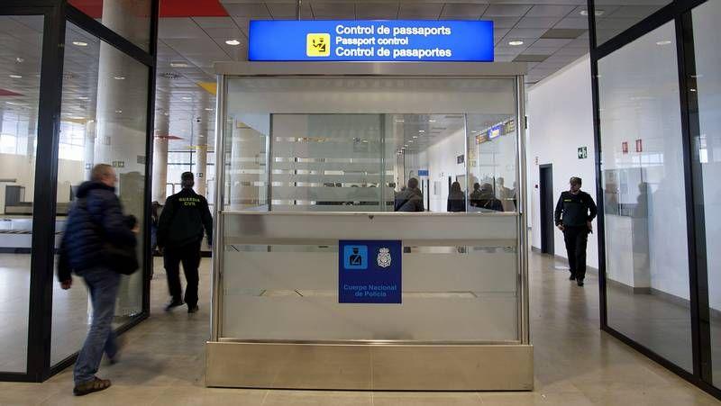 Estreno del polémico aeropuerto de Castellón