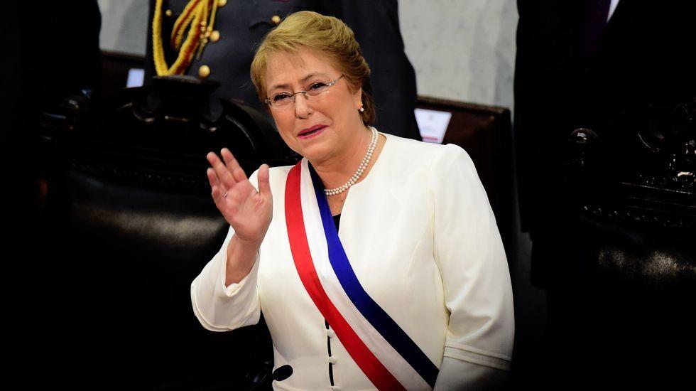 20. Michelle Bachelet
