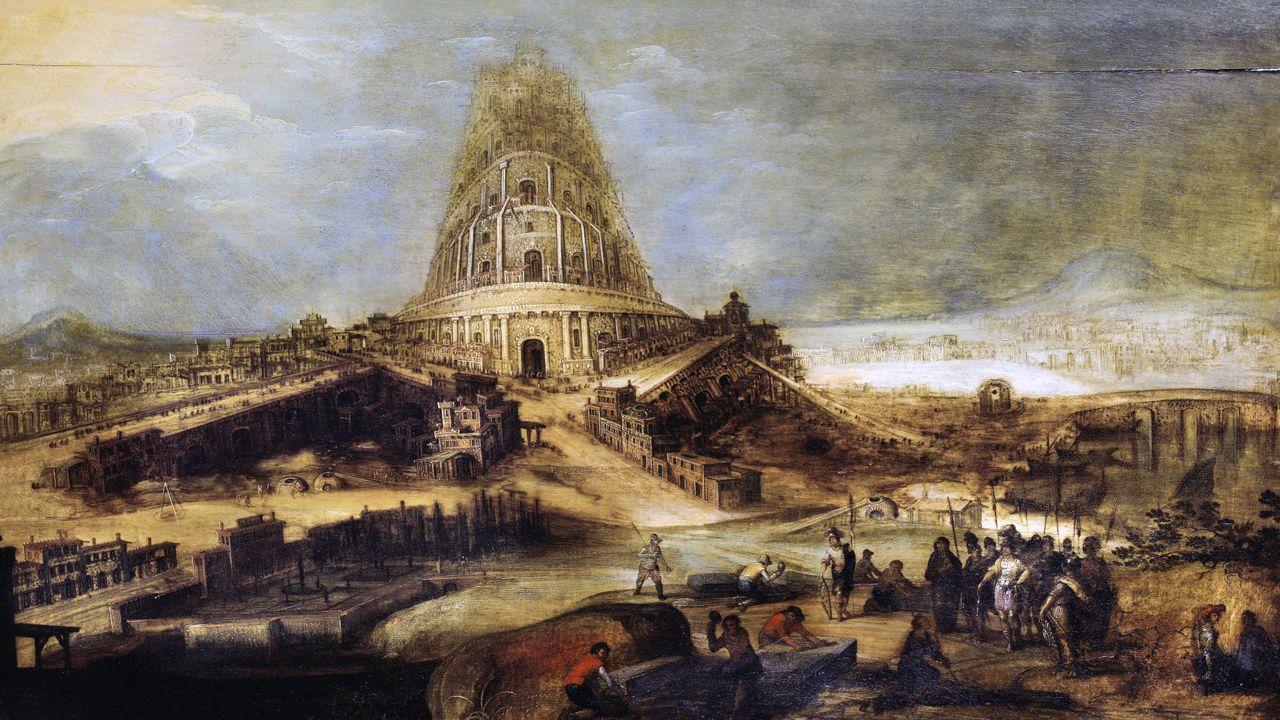 La torre de Babel, de Hendrick van Cleve III