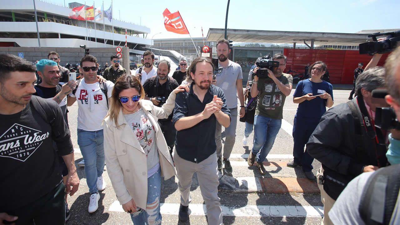 Pablo Iglesias, sobre las donaciones de Amancio Ortega: «La sanidad no puede depender de ningún millonario»