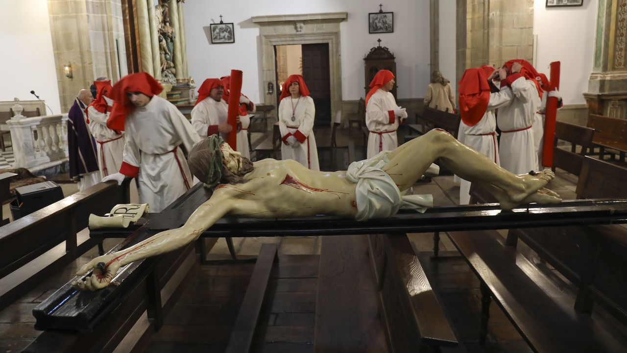 Cristo de la Paciencia de Santiago