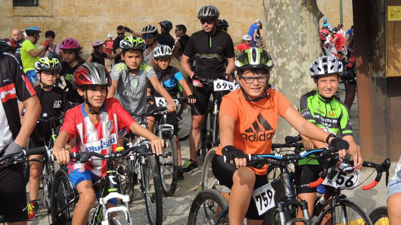 Día da Bicicleta en Lourenzá
