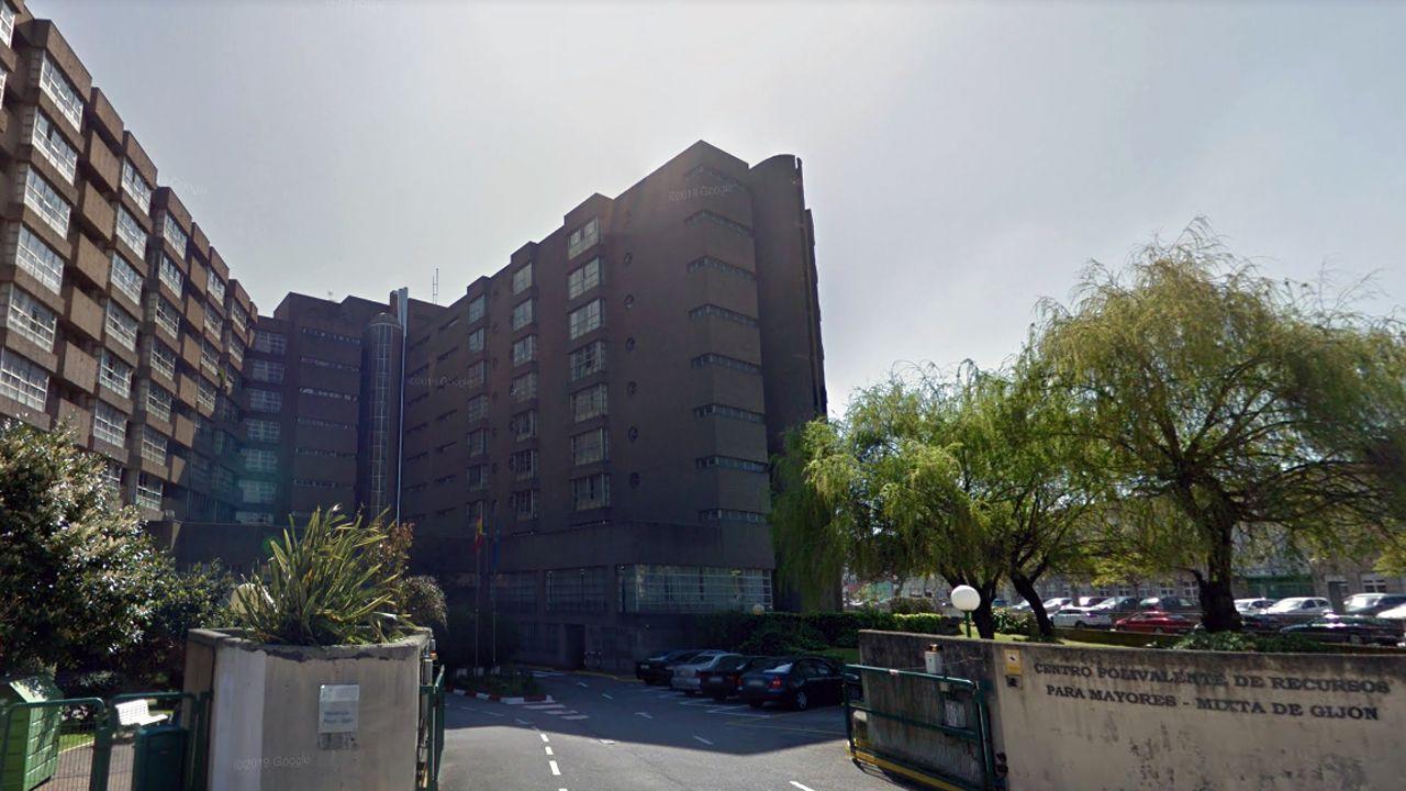 Residencia Mixta de Gijón