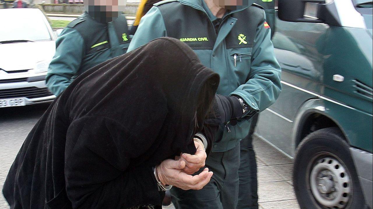 Penal de Teixeiro, donde el encarcelado trató de asfixiar a un funcionario de prisiones