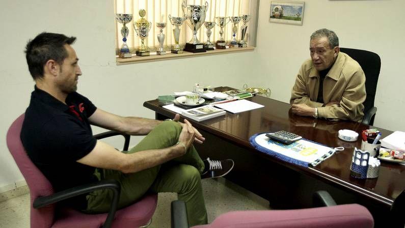 Manolo García y Míchel Alonso han trabajado incluso como primero y segundo entrenador de la plantilla racinguista.
