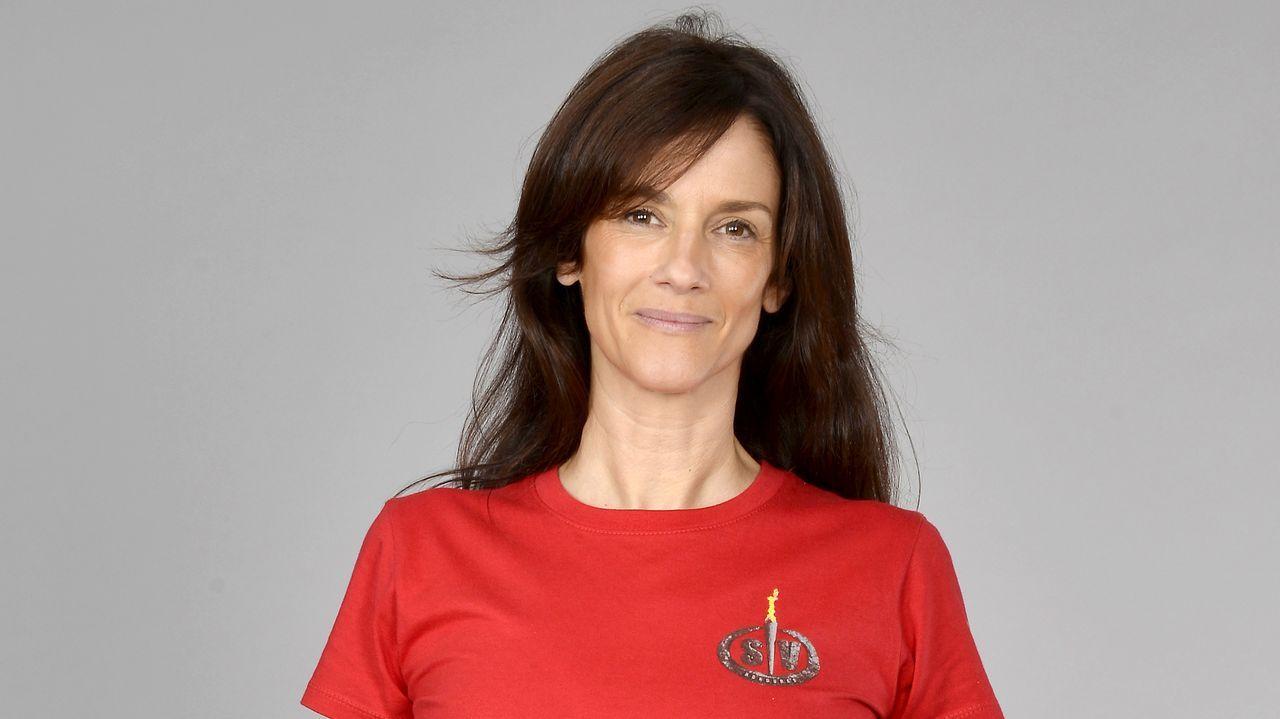 Elena Rodríguez, madre de Adara Molinero y suegra de Hugo Sierra