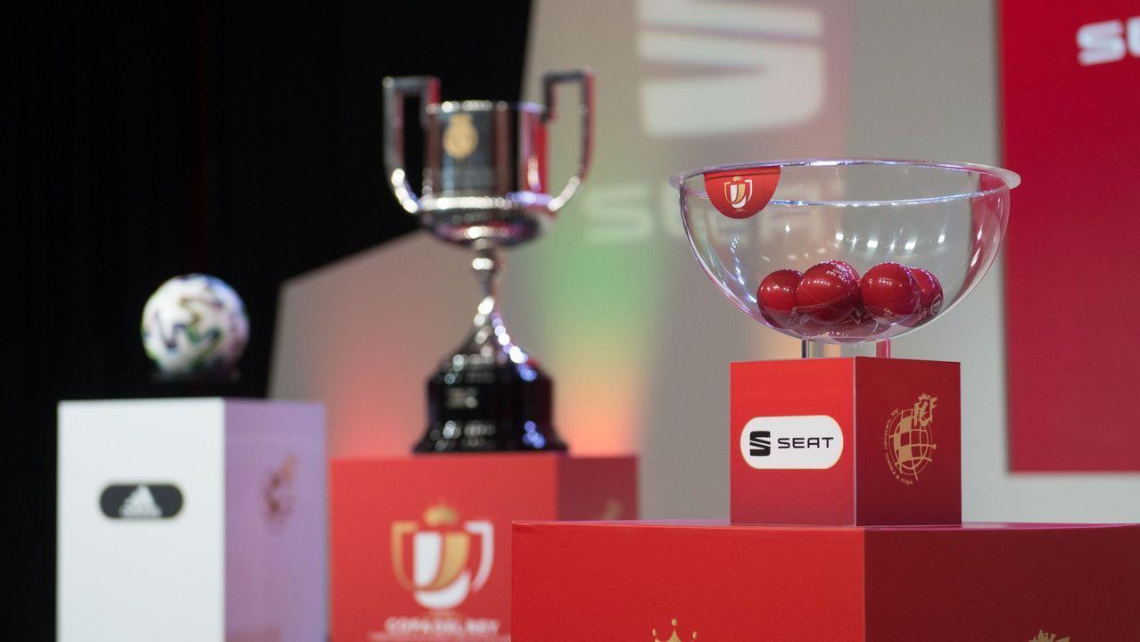La trayectoria de Noelia Sánchez en imágenes.Los tres goleadores del Athletic de Bilbao en la final de la Supercopa ante el Barcelona