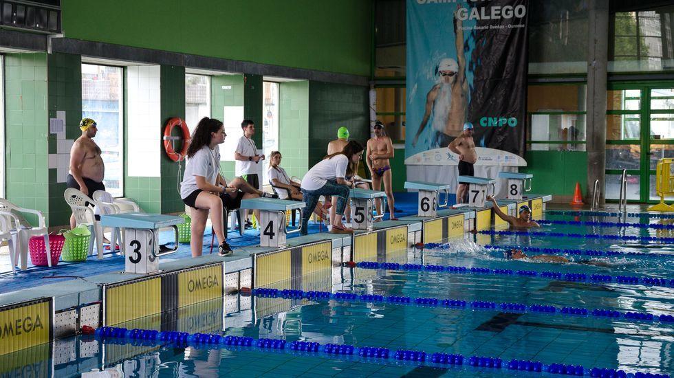 Las obras afectarán a la sala de musculación y a la piscina