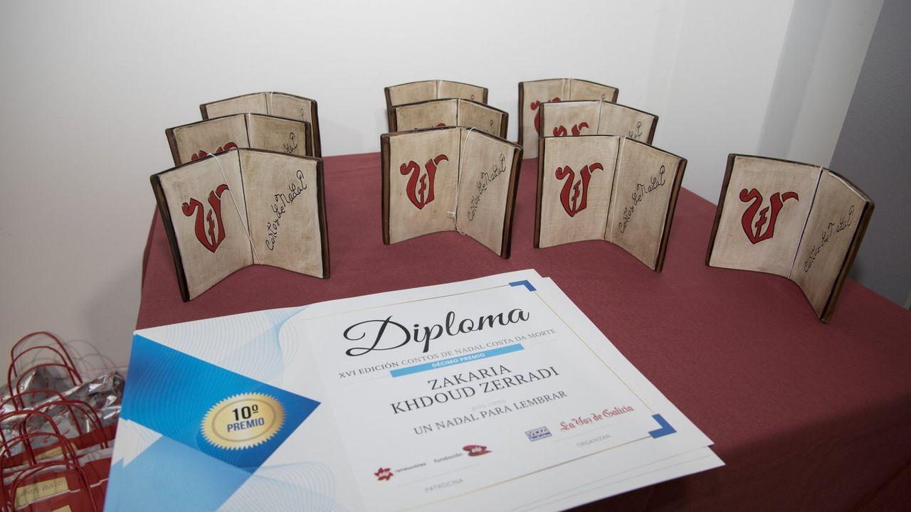 Imagen de la entrega de premios del año pasado
