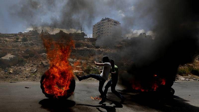 La resistencia de la Franja de Gaza