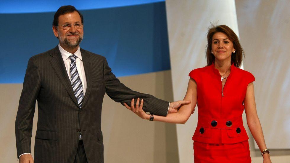 congresospph.Imagen del congreso del PP en el 2008 que se celebró en Valencia.