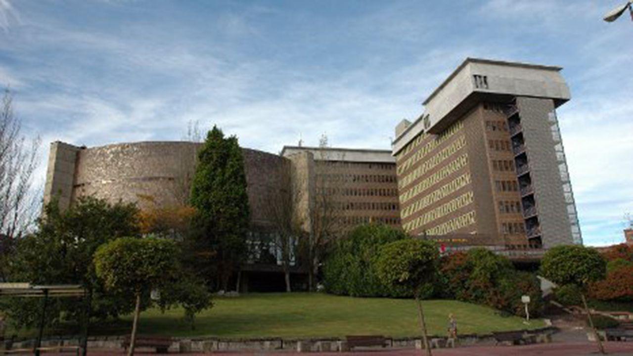 Residencia de estudiantes Gijón.La Facultad de Medicina y Ciencias de la Salud  de la Universidad de Oviedo