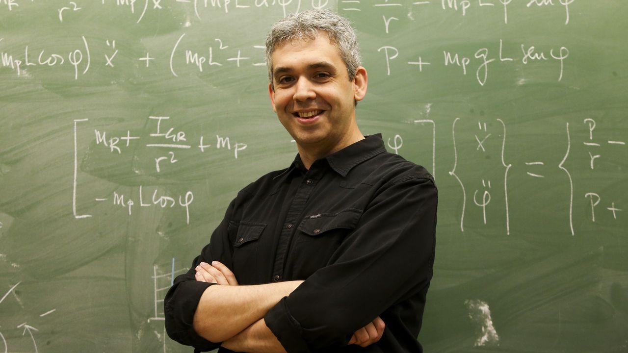 Antonio Seoane es el coordinador del Máster de Diseño, Desarrollo y Comercialización de Videojuegos