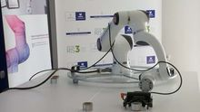 Un robot de Canonical Robots