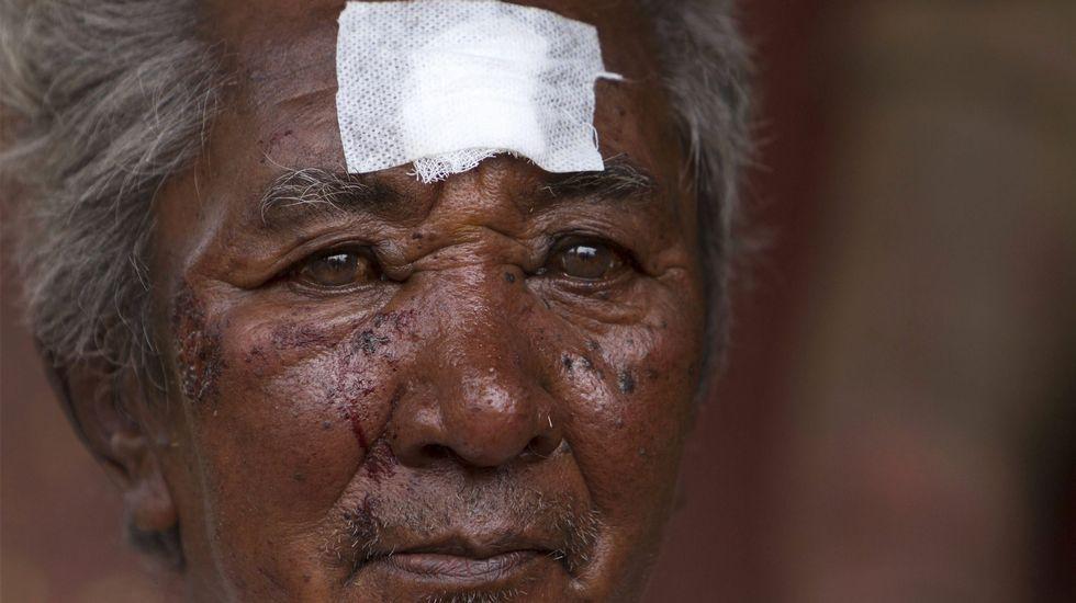 El caos sigue en Nepal