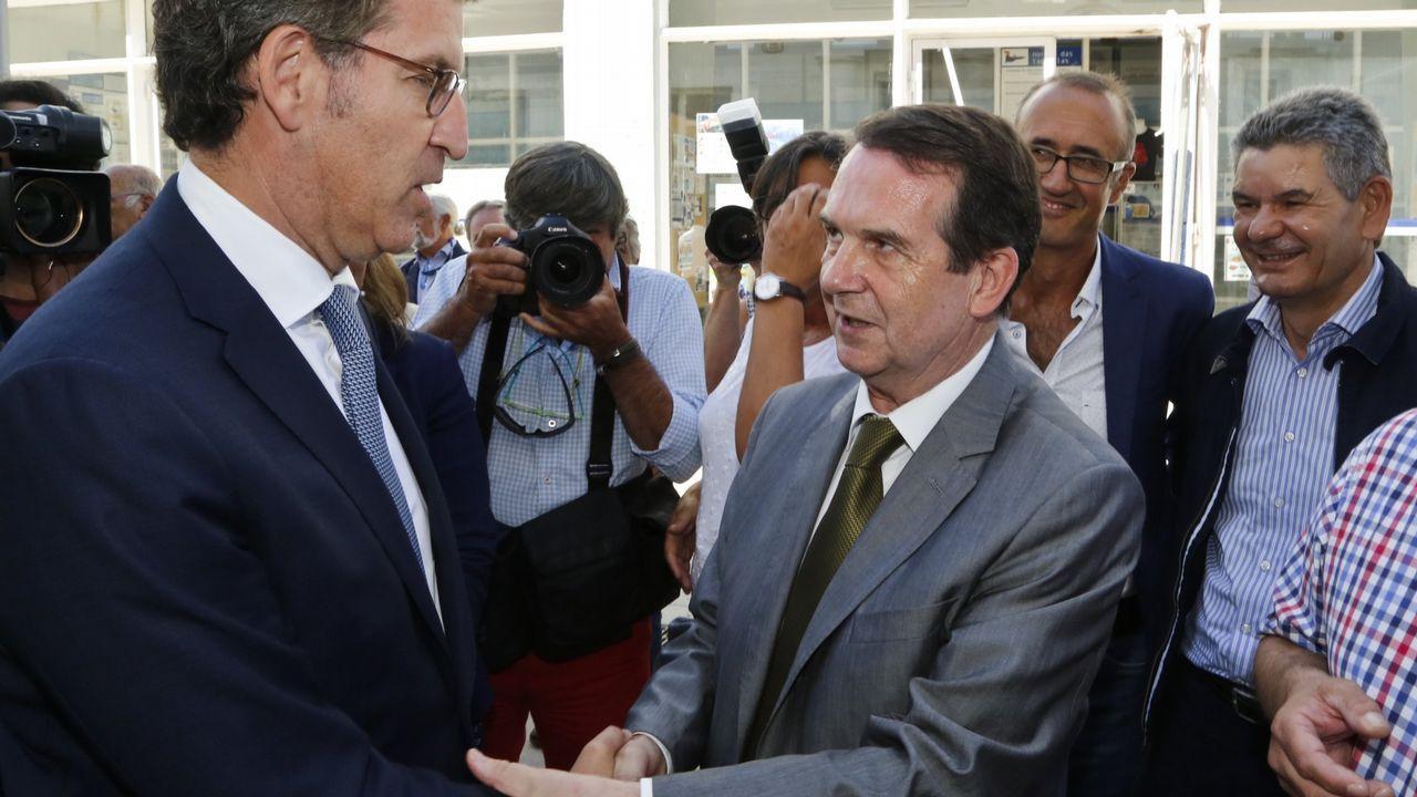 Pablo Casado se proclama nuevo presidente del Partido Popular.Carmen Moriyón