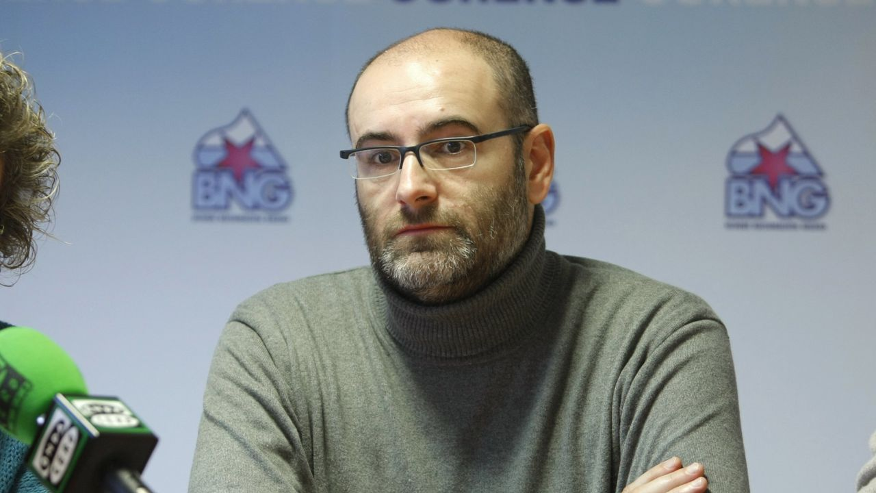 El sacerdote acusado de abusos sexuales, en el año 2010