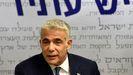 Lapid reconoció este lunes que existen obstáculos para sacar adelante la coalición