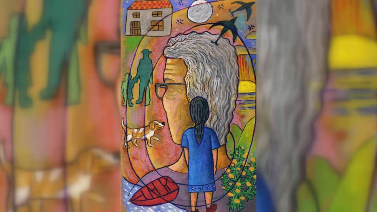 FLORIAN WIESER / EFE.O pintor Manolo Figueiras é o autor das ilustracións de Os contos da avoa Pepa. Xunto con Fernández Naval e a poeta Eva Veiga, estará no acto de presentación do libro, que terá esta tarde (19.30 horas), na libraría Moito Conto da Coruña