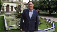 Alejandro Vega, alcalde de Villaviciosa