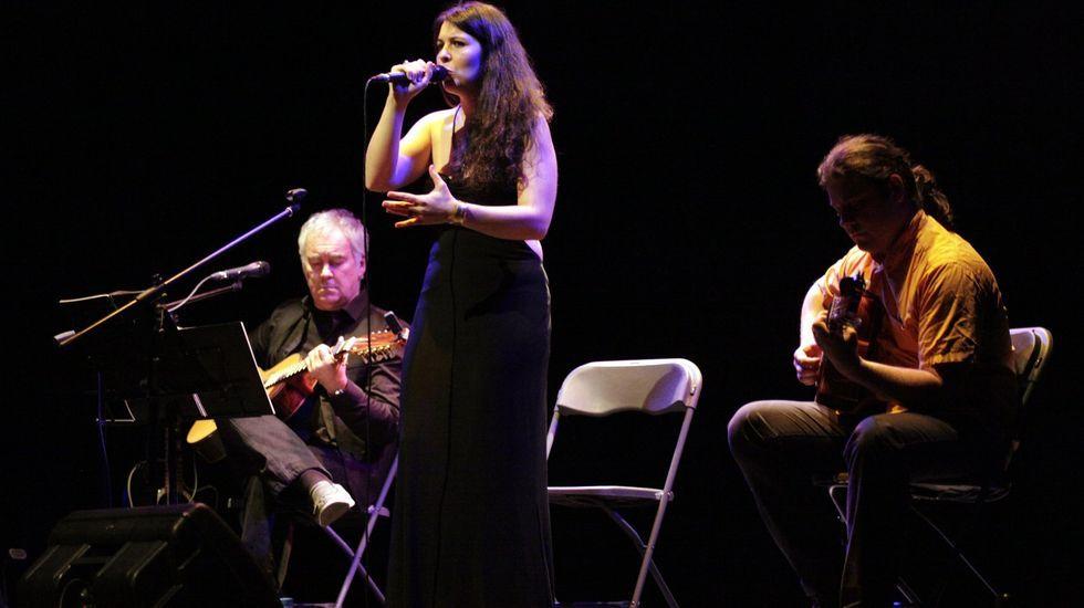 Iria Estévez e Gonzo Piña actuarán no festival