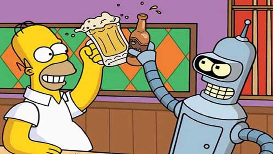 Los Simpson y los Griffin compartirán episodio.