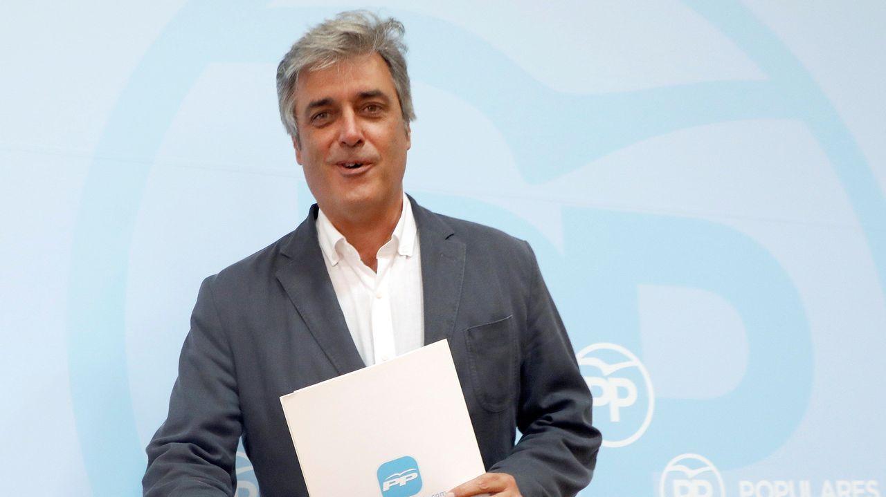 El análisis del 10N con cuatro columnistas de La Voz.Pedro Puy asegura que el Gobierno de Pedro Sánchez les está «trasladando ás comunidades un problema de déficit importante»