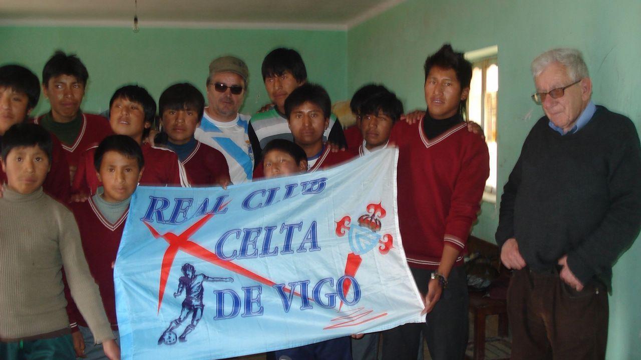 Celtismo en Bolivia de la mano de Paco Dubert