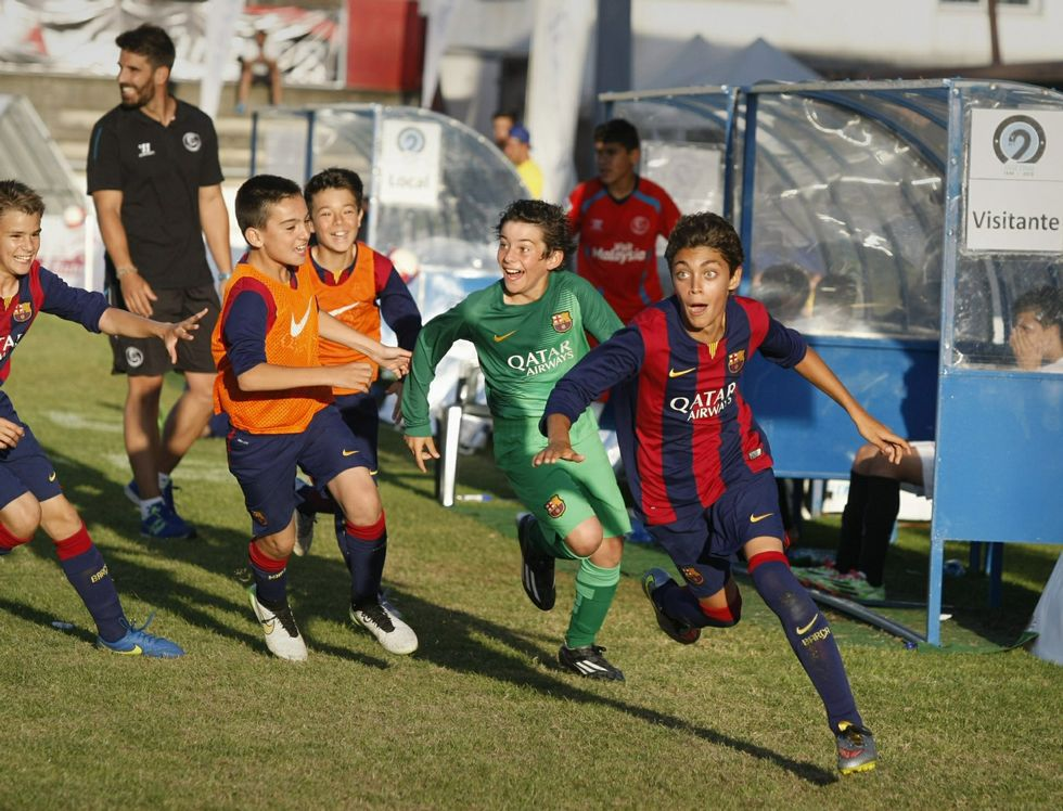El Barcelona fue el vencedor de la edición del pasado año del campeonato internacional.