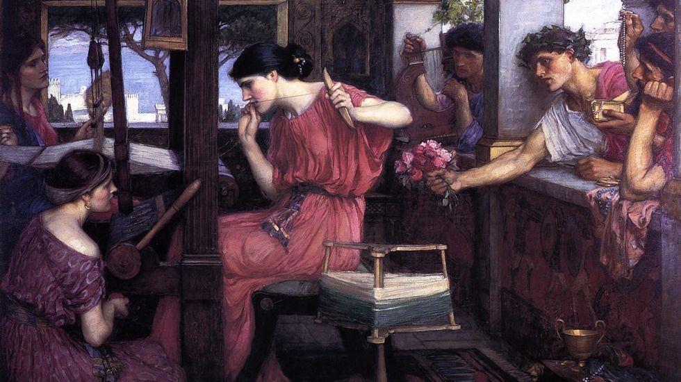 Povisa intenta convertirse en un hospital saludable.«Penélope e os seus pretendentes», de Waterhouse. O personaxe de Homero simboliza a construción, aínda inacabada, da Europa unida