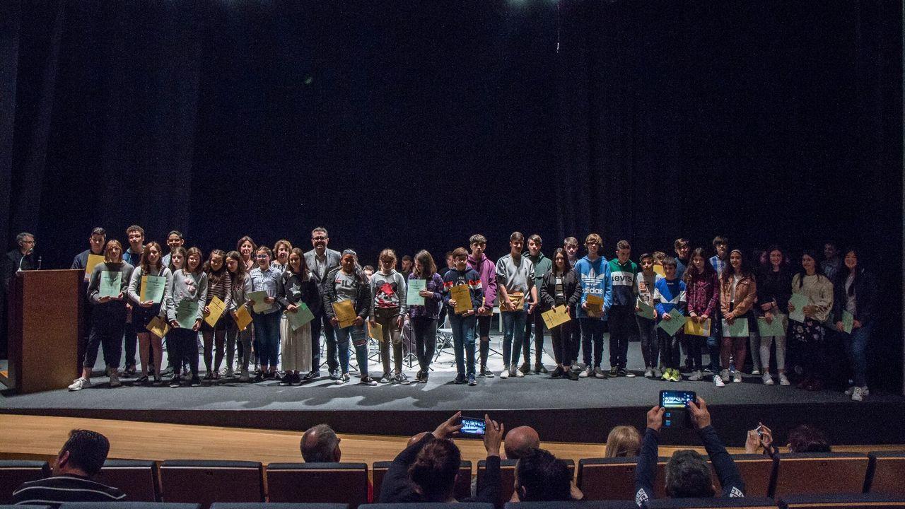 La historia de Costa Giráldez en imágenes.Unha das edicións pasadas dos certames que organiza o Concello de Verín
