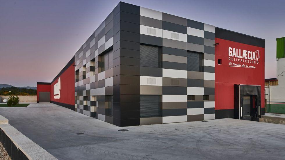 Las instalaciones y los productos de Gallaecia Delicatessen