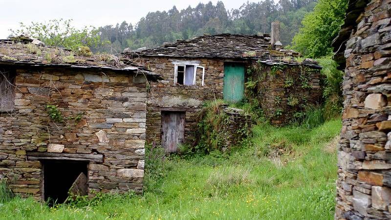 Manto blanco sobre Galicia