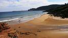 Playa de Xivares en Carreño