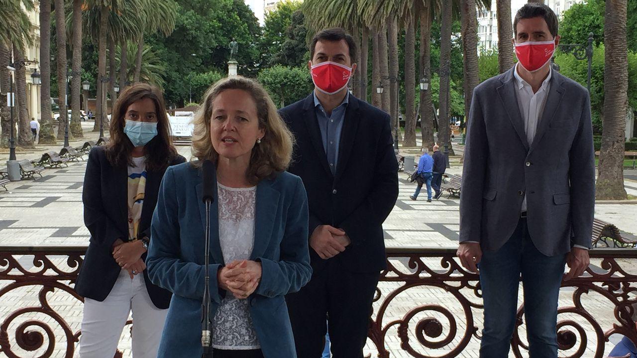 Pablo Iglesias, vicepresidente del Gobierno y secretario general de Podemos