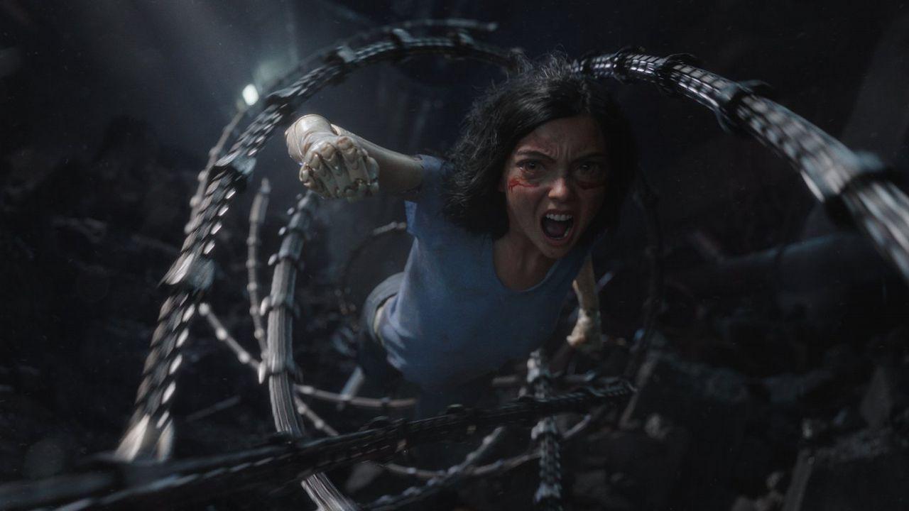 La actriz Rosa Salazar interpreta a la protagonista del filme