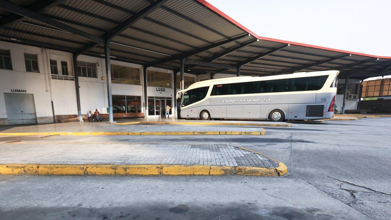 Estación de autobuses de Lugo