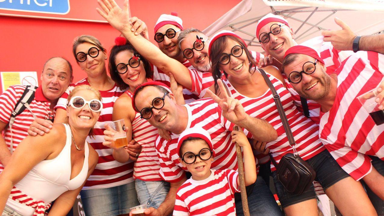 Carnaval de verano de Redondela