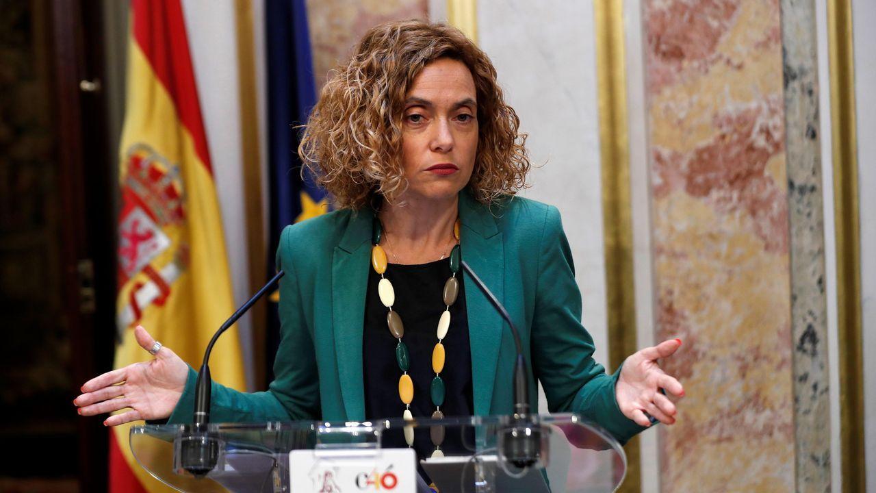 El himno de España se cuela en la ofrenda floral del Govern por la Diada.Joan García, de Ciudadanos