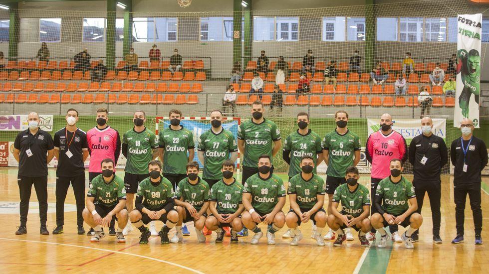 Christian Herrera elimina rivales en la victoria del Lugo ante el Logroñés