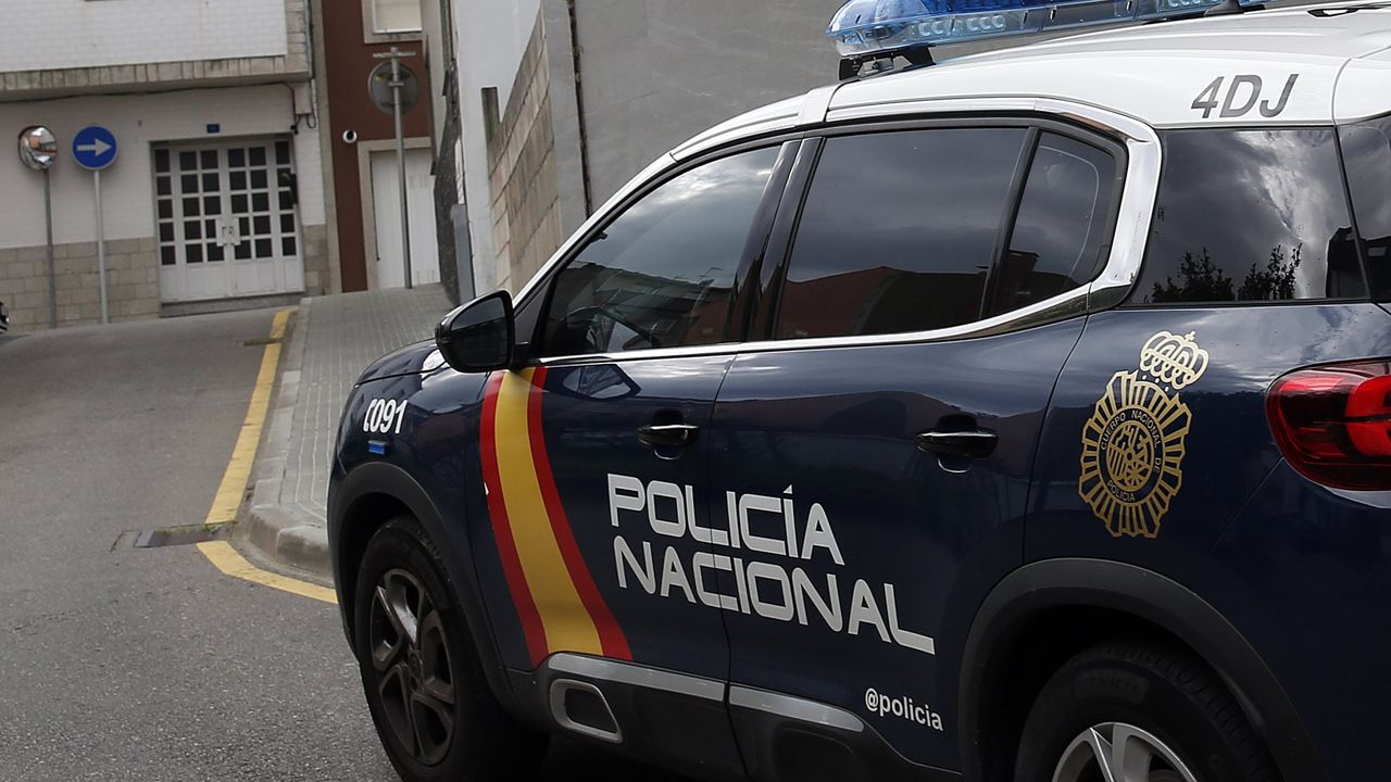 vacunacion asturias.Policía Nacional