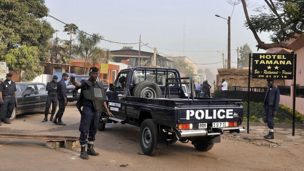 Atentado contra Occidente en Mali