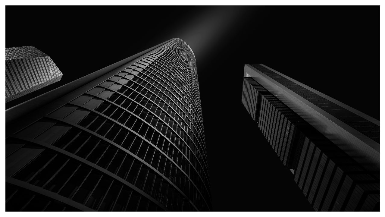 modular.La serie del fotógrafo berciano de arquitectura e interiorismo Álex Fernández-Llamazares «De Madrid al cielo», que consta de dos imágenes -arriba, una de ellas-, mereció el premio Lux Oro