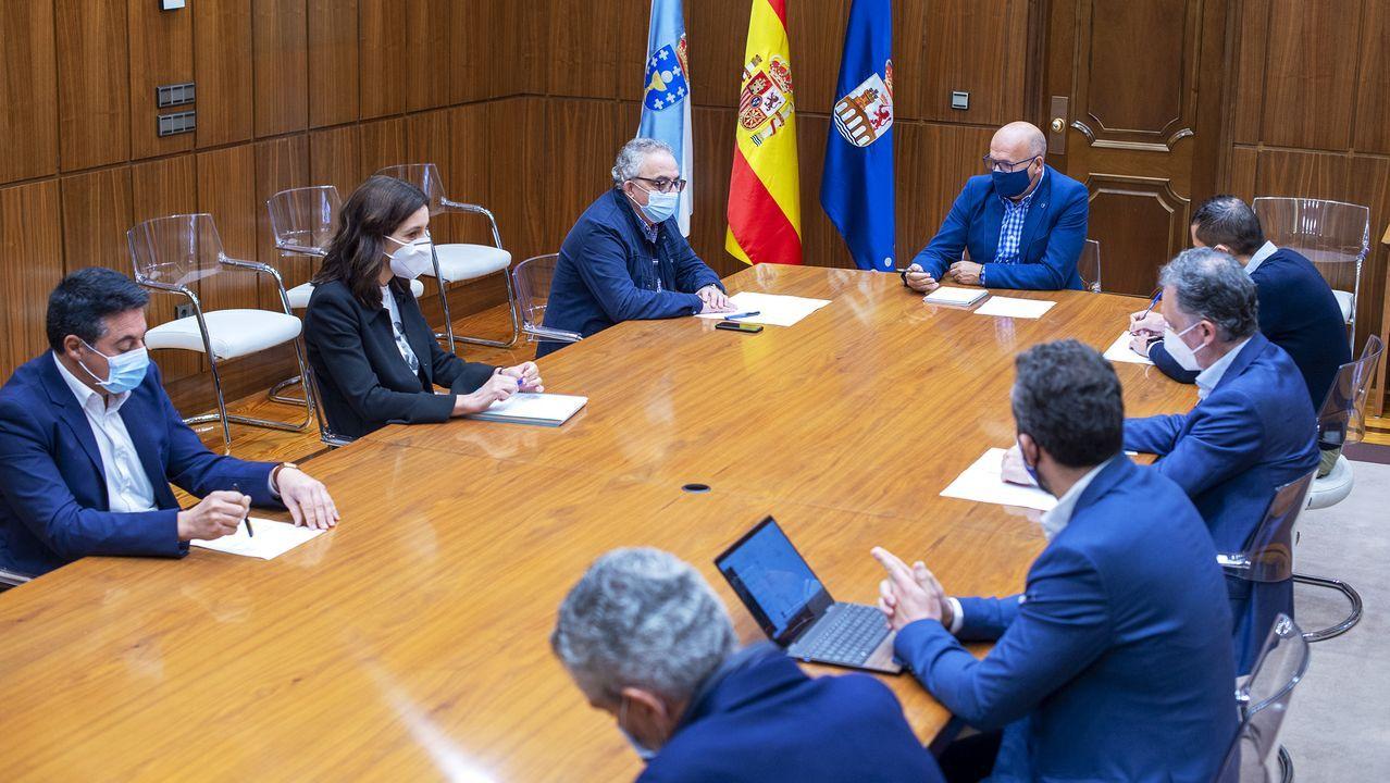 Primera reunión del Comité Técnico Provincial de la Diputación
