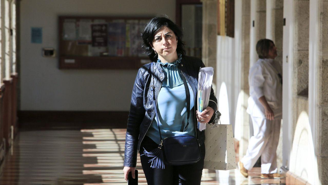 Entrevista con uno de los implicados en la reyerta de Abadín por unos caballos.En el puesto Pan de Fruta, los grelos de Mondoñedo se pueden comprar a 2,40 euros la mada, en la que entra algo más de un kilo