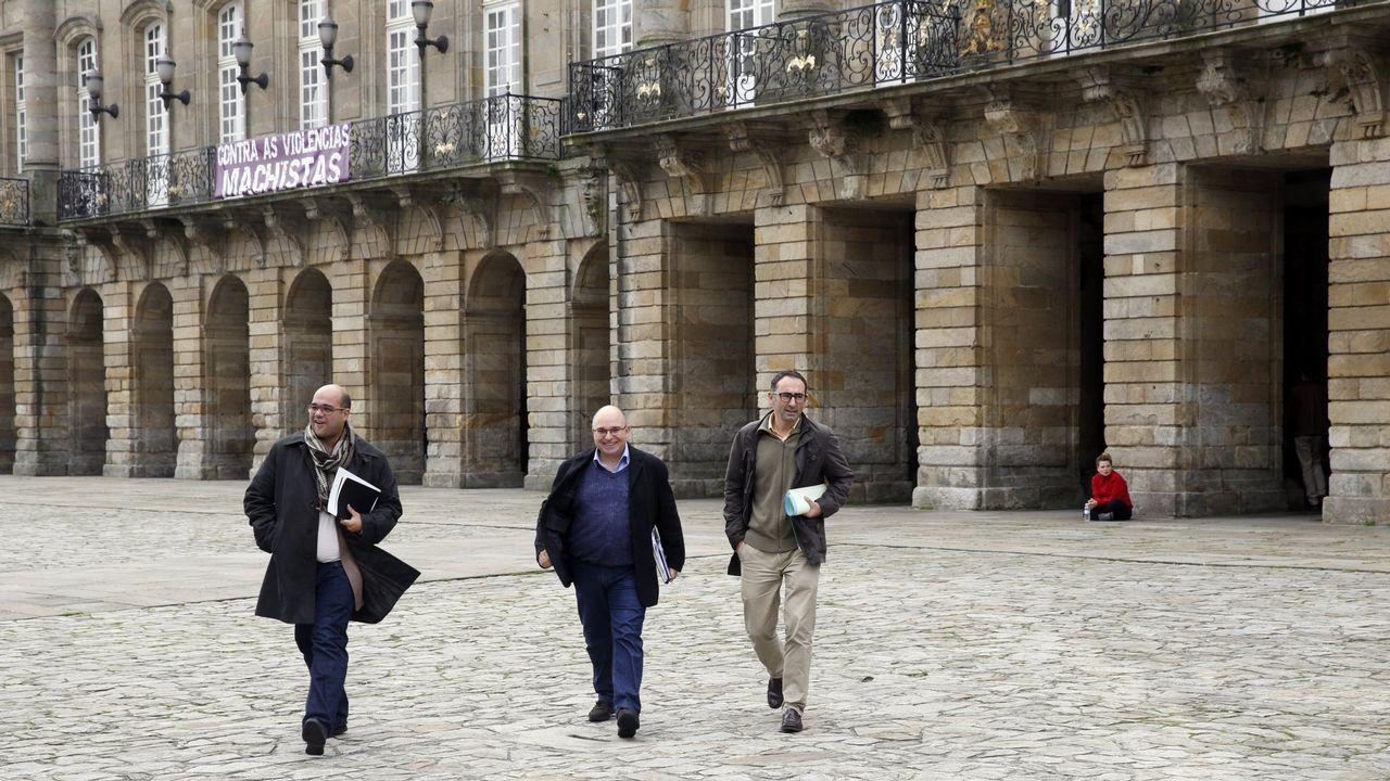 «As relacións institucionais son a gran asignatura pendente de Noriega»
